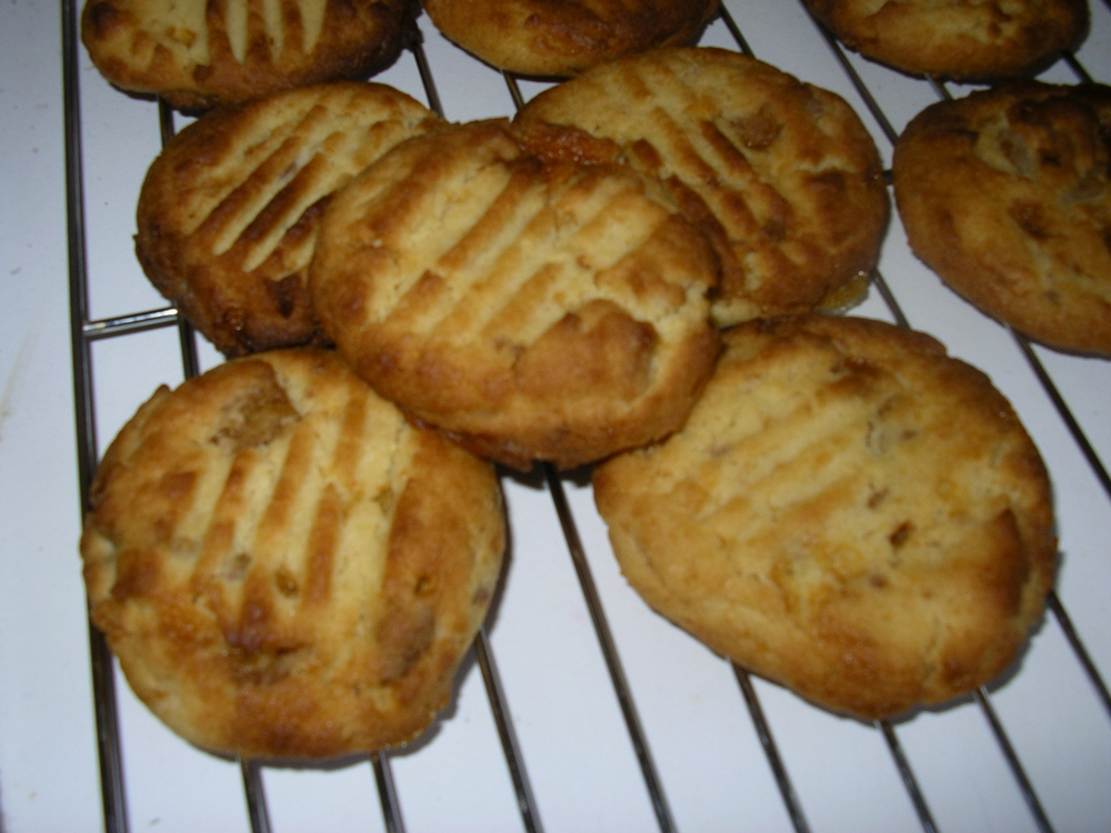 ataleof2kitchens_Chocolate Honeycomb Biscuits warm from the oven