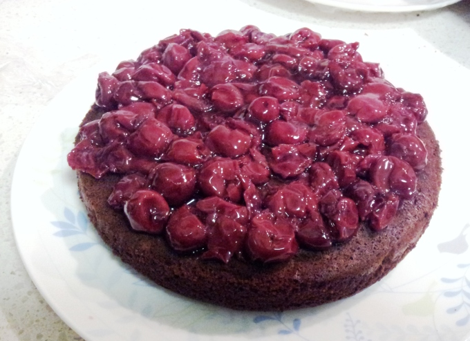 cherries on the cake