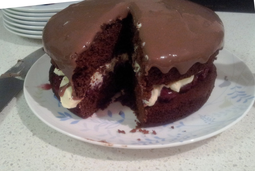 Mary Berry Sunday Best Chocolate Fudge Cake Recipe