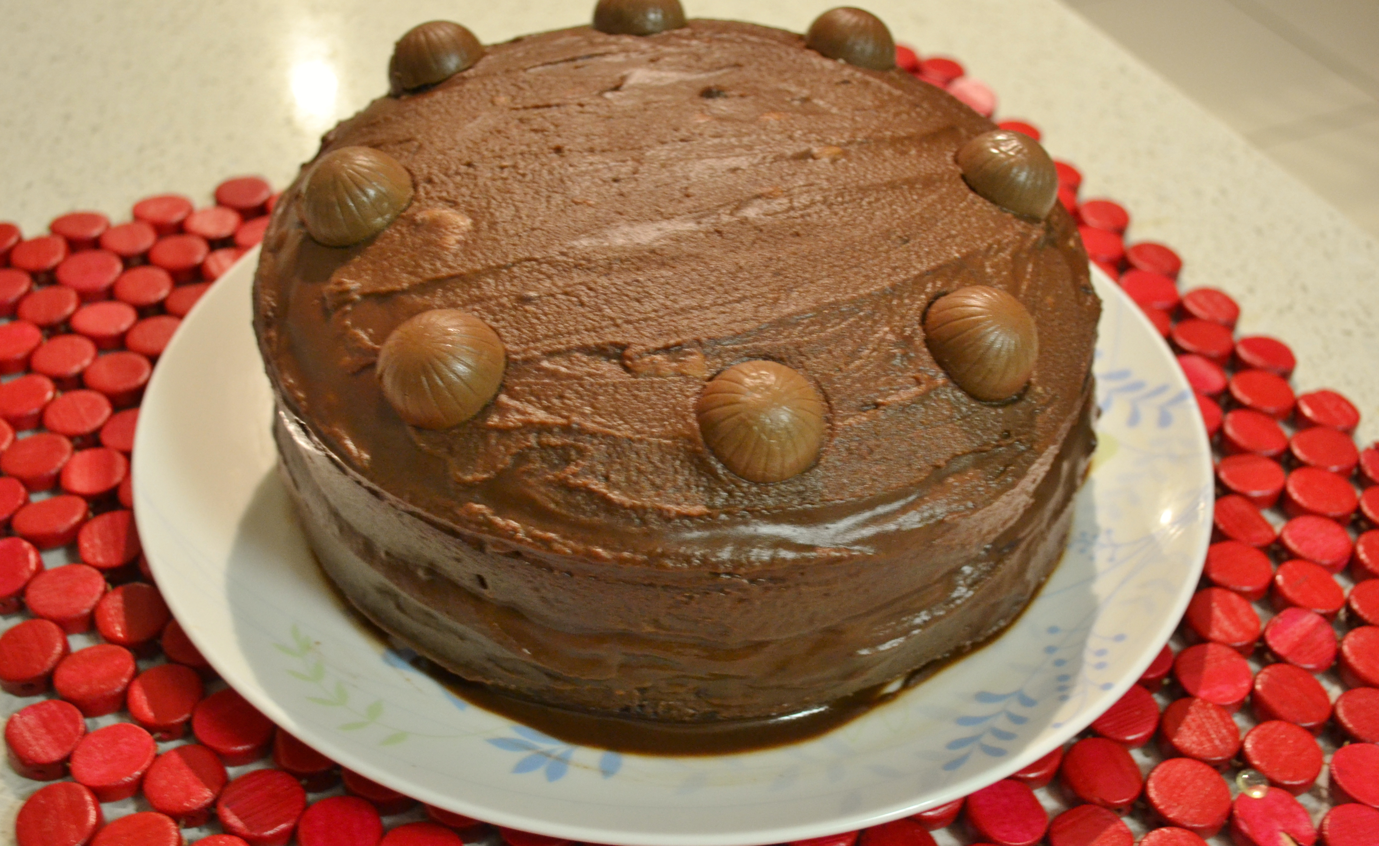 Death by Chocolate Cake from Mary Berry – A Tale of Two Kitchens