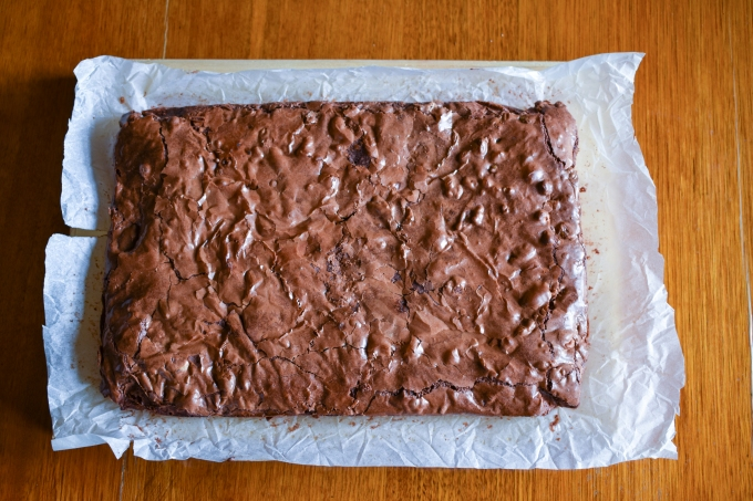 Chocolate Brownies 2017.1